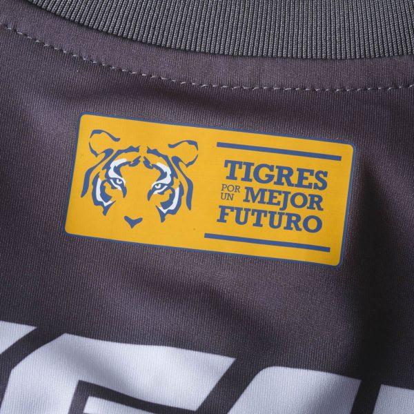 Tercera casaca de los Tigres de la UANL | Foto Adidas