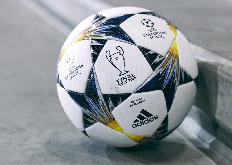 Balón oficial UCL Final Kiev 2018   Foto Adidas