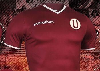 Camiseta alterna 2018 de Universitario | Foto Marathon