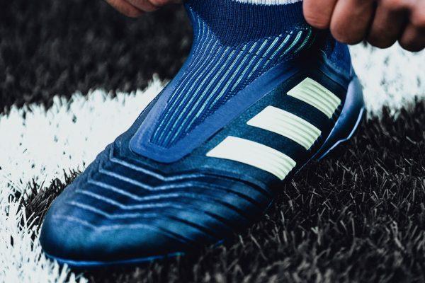 "Botines Predator 18 del pack ""Deadly Strike"" | Foto Adidas"