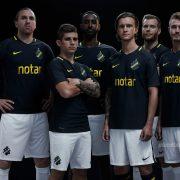 Camiseta titular Nike 2018 del AIK Solna | Foto Web Oficial