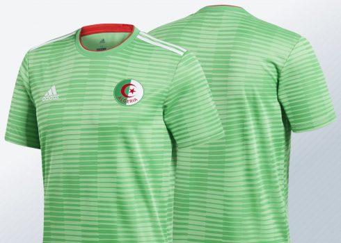 Camiseta suplente de Argelia | Imagenes Adidas