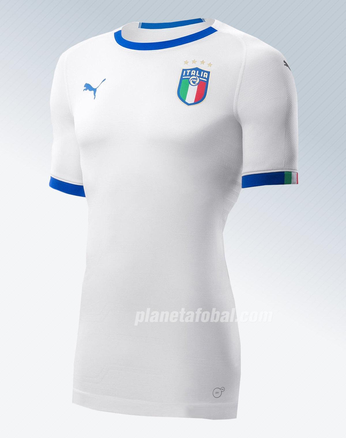 Camiseta suplente de Italia 2018/2019 | Imagen Puma