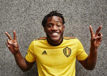 Nueva camiseta suplente de Bélgica Mundial 2018 | Foto Adidas