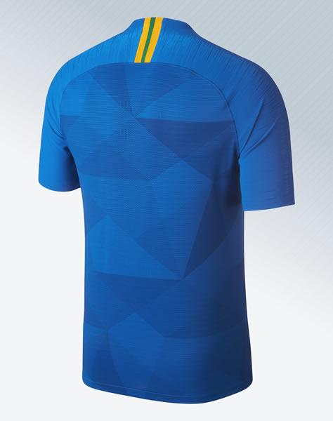 Camiseta suplente de Brasil Mundial 2018 | Imagen Nike