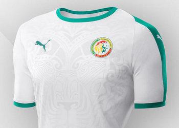 Nueva camiseta de Senegal | Imagen Puma
