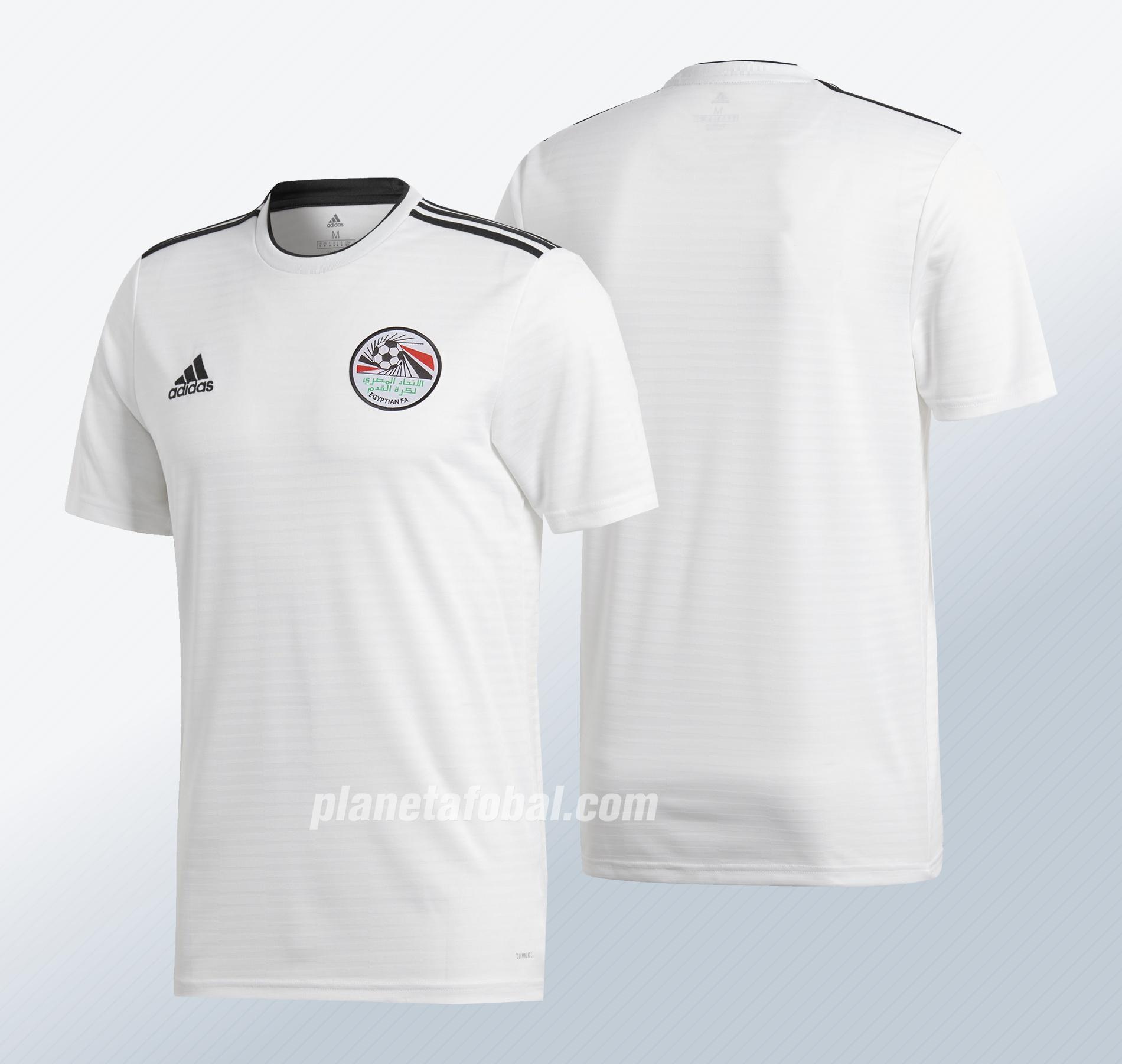 Así luce la camiseta suplente de Egipto | Imágenes Adidas