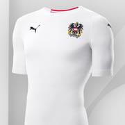 Camiseta suplente de Austria 2018/2019 | Imagen Puma