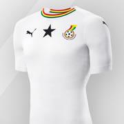 Camiseta suplente de Ghana 2018/2019 | Imagen Puma