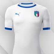 Camiseta suplente de Italia 2018/2019   Imagen Puma