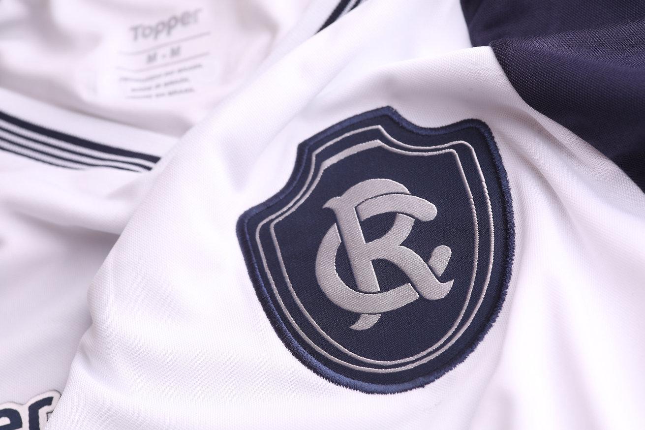 Camiseta suplente 2018 del Clube do Remo | Foto Gentileza Topper