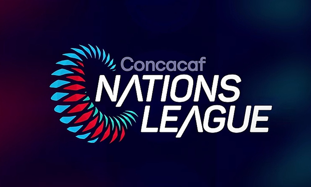 Nuevo logo de la CONCACAF Nations League