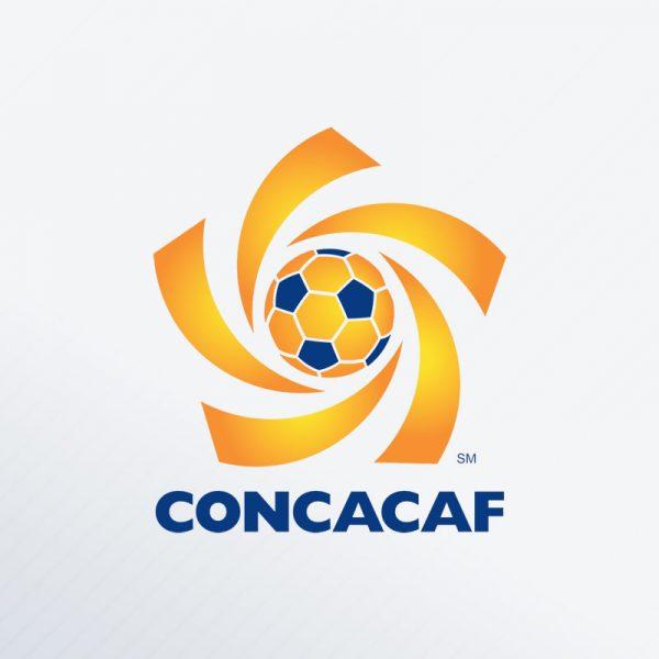 Viejo logo de la CONCACAF