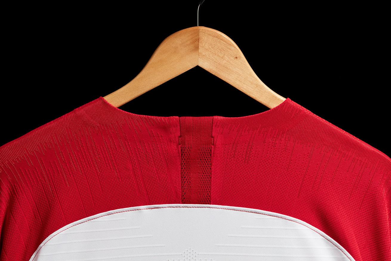 Camiseta titular de Croacia Mundial 2018 | Foto Nike