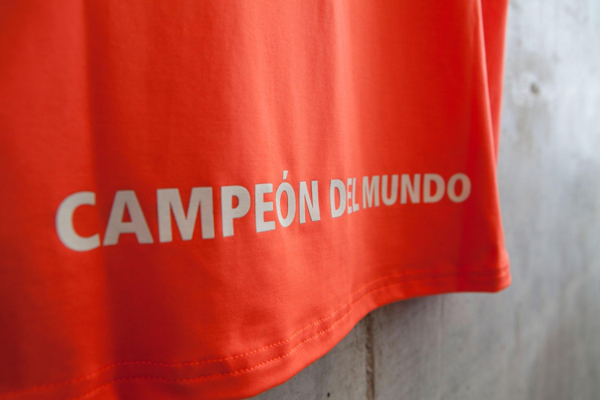 Nueva camiseta suplente de Estudiantes LP | Foto Umbro