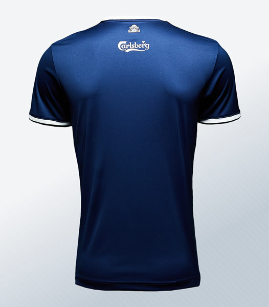 Camiseta suplente Adidas del FC Copenhague | Imagen Web Oficial