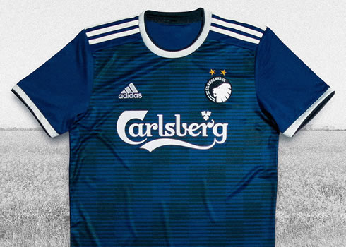 Camiseta suplente Adidas del FC Copenhague   Imagen Web Oficial