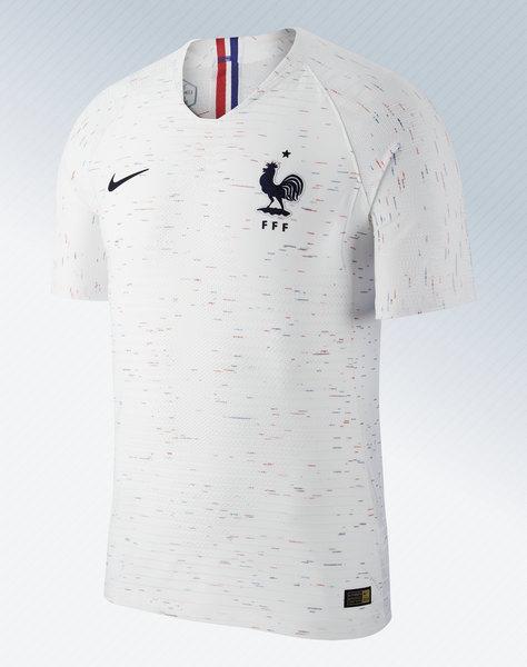 Camiseta suplente de Francia 2018-19 | Imagen Nike
