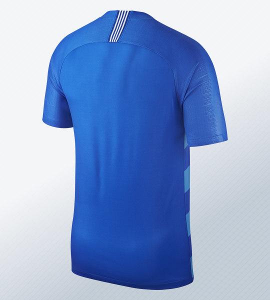 Camiseta suplente 2018-19 de Grecia | Foto Nike
