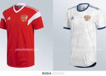 Camisetas de Rusia | adidas