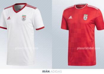 Camisetas de Irán | adidas