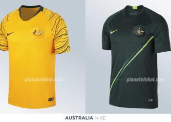 Camisetas de Australia | Nike