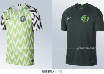 Camisetas de Nigeria | Nike