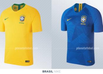 Camisetas de Brasil | Nike