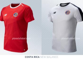 Camisetas de Costa Rica | New Balance