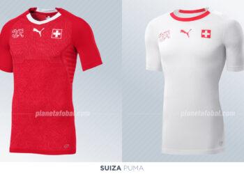 Camisetas de Suiza | Puma