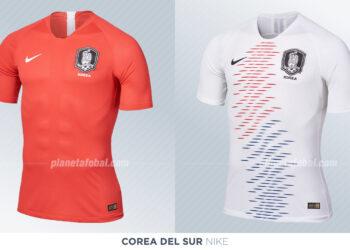 Camisetas de Corea del Sur | Nike