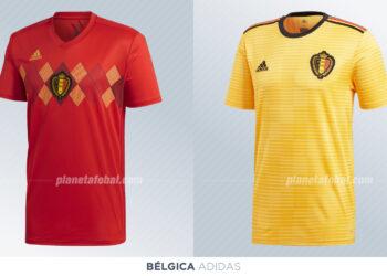 Camisetas de Bélgica | adidas
