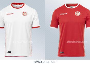 Camisetas de Túnez | uhlsport
