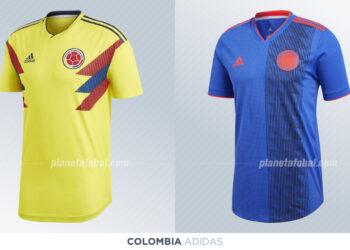 Camisetas de Colombia | adidas