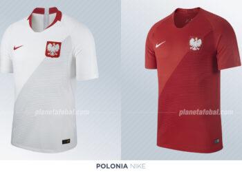 Camisetas de Polonia | Nike
