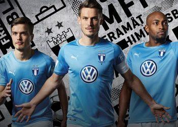 Camiseta titular Puma del Malmö FF | Foto Web Oficial