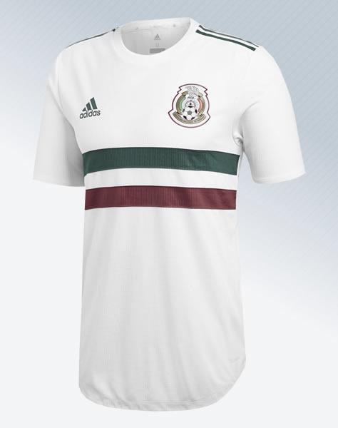 Nuevo kit de México | Foto Adidas
