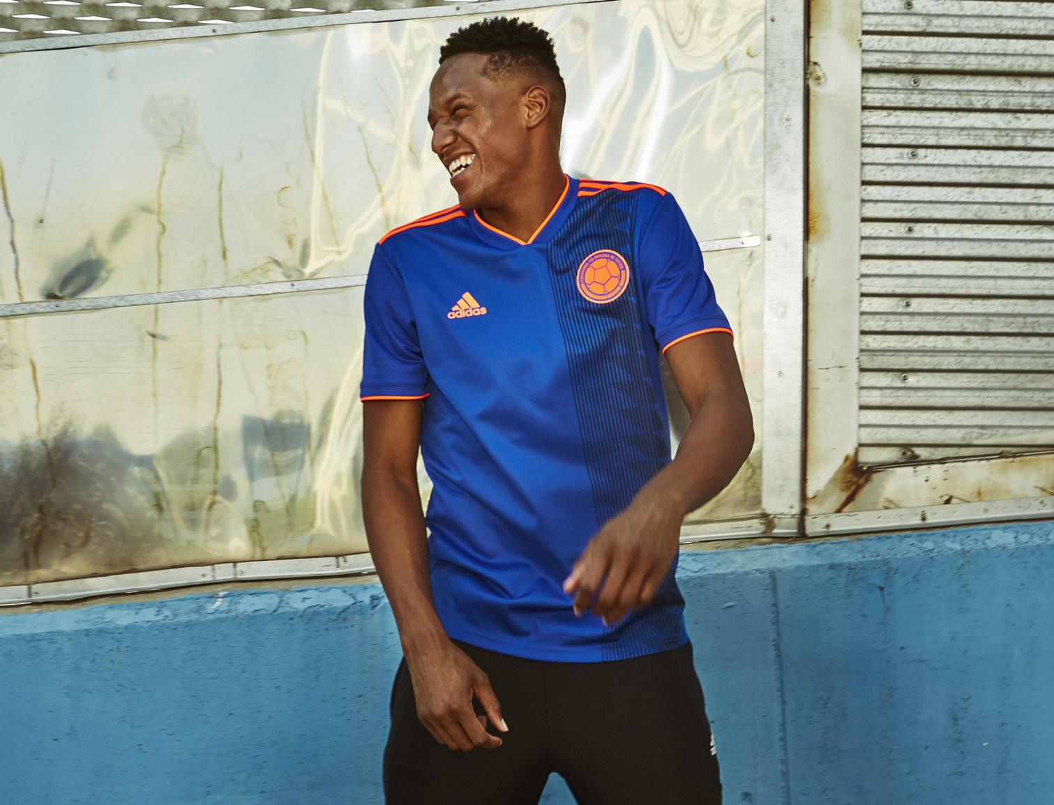 Mina posó con el nuevo kit de Colombia | Foto Adidas