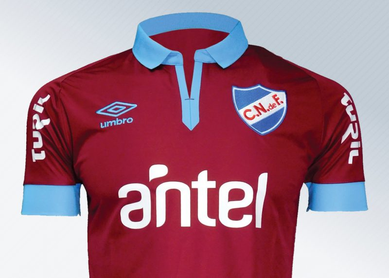 Camiseta especial de Nacional de Uruguay | Foto Facebook Oficial
