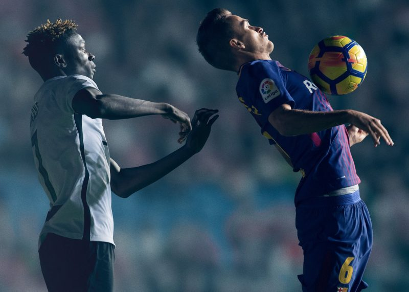 """Campaña """"El balón nos hace más"""" del Barcelona y Nike"""