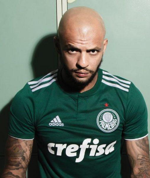 Nueva camiseta titular 2018 del Palmeiras | Foto Adidas