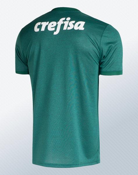 Nueva camiseta titular 2018 del Palmeiras | Imagen Adidas