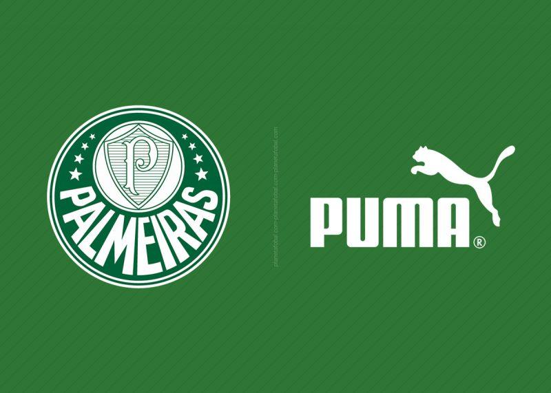 Puma y Palmeiras firman contrato de indumentaria
