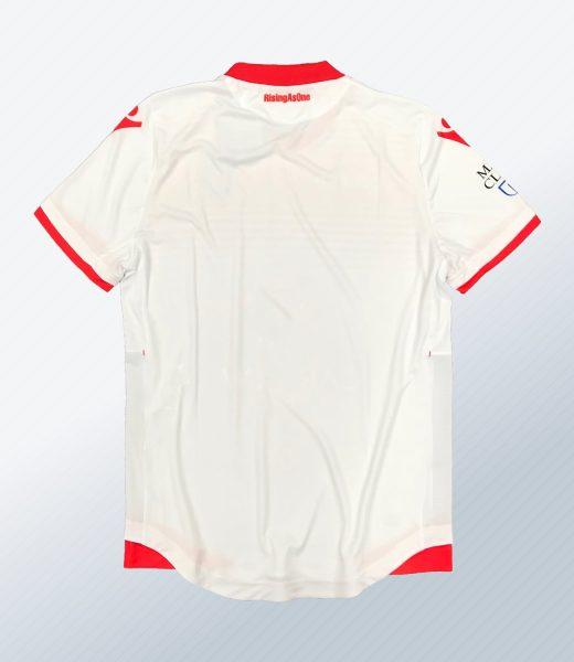 Camiseta suplente Macron del Phoenix Rising FC | Imagen Web Oficial