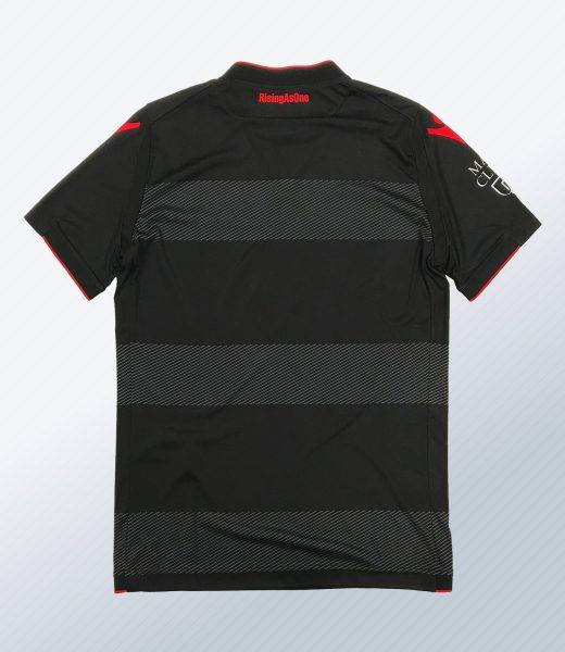 Tercera camiseta Macron del Phoenix Rising FC | Imagen Web Oficial
