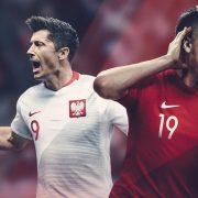 Nuevas camisetas Nike de Polonia Mundial 2018 | Foto Web Oficial