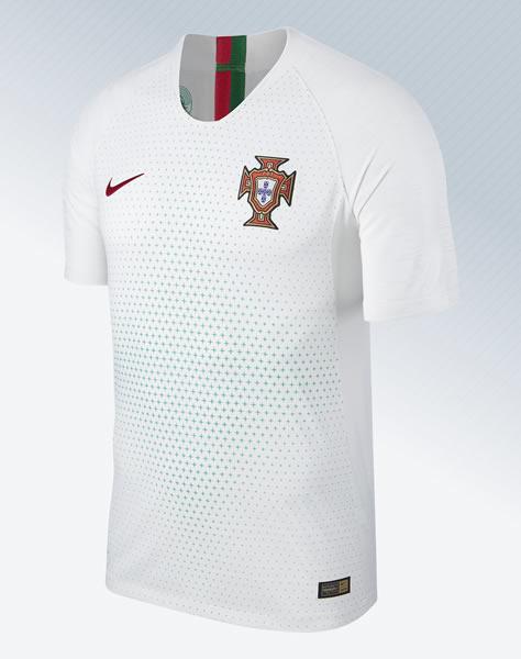 Camiseta suplente de Portugal Mundial 2018 | Imagen Nike