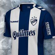 Tercera camiseta de Quilmes | Imagen Hummel