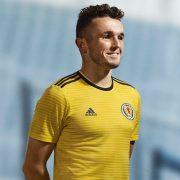 Nueva camiseta suplente Adidas de Escocia   Imagen Scottish FA