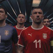 Camiseta titular de Serbia Mundial 2018